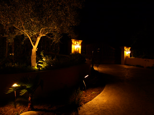 lake sherwood outdoor lighting
